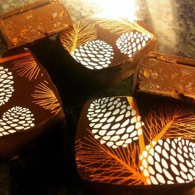 CHOCOLATIER  VERCRUYSSE - CHOCOLATERIE